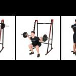 Træn derhjemme: Køb dit eget squat rack