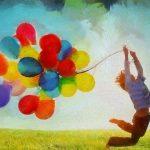 Gør festen federe med kæmpe balloner